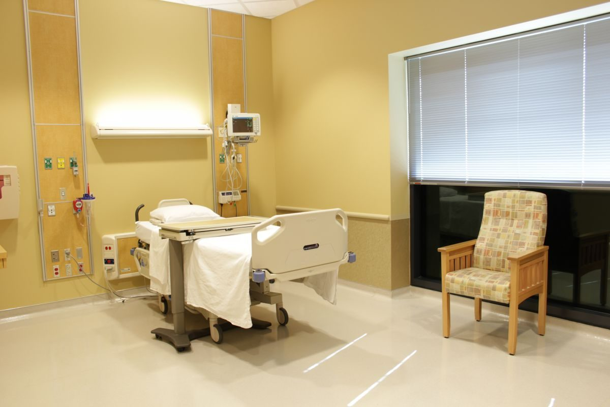 Intensive Care Unit – Kansas Medical Center