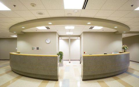 Kansas Medical Center Telemetry Desk