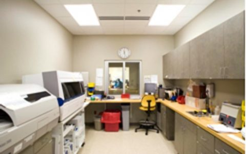 Kansas Medical Center Laboratory