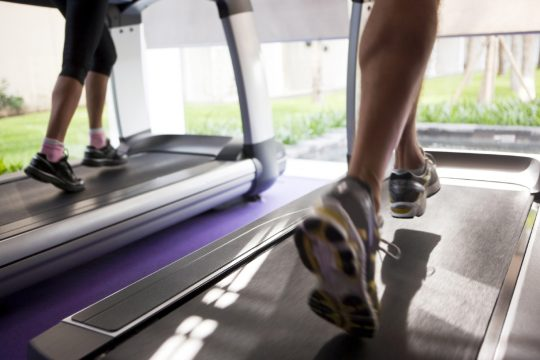 Treadmill workouts don't have to be boring