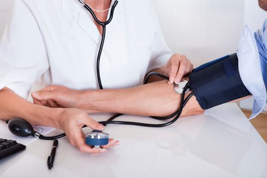 High Blood Pressure—Not Just For Older People