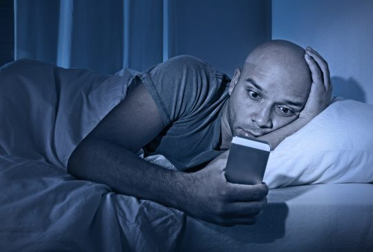 Learn the facts about digital devices and find out if they are keeping you awake at night