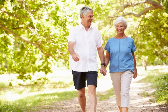 Keep Active As You Get Older