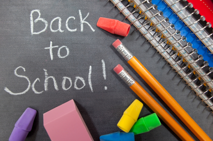 Top 5 Back-to-School Health Tips for Moms