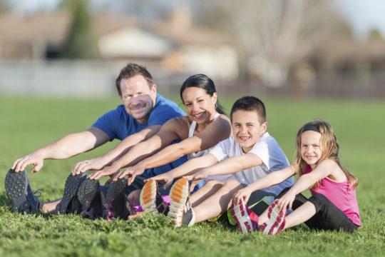 Reduce Screen Time and Get Active