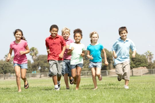 Help Your Child Stay at a Healthy Weight