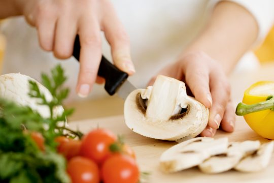 25 Heart-Healthy Cooking Tips