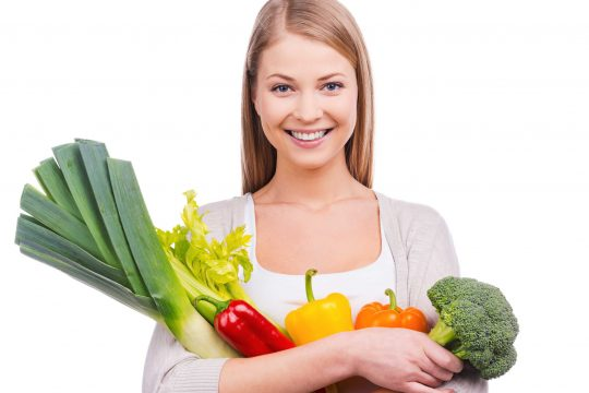 Beauty Foods That Will Keep You Young and Healthy